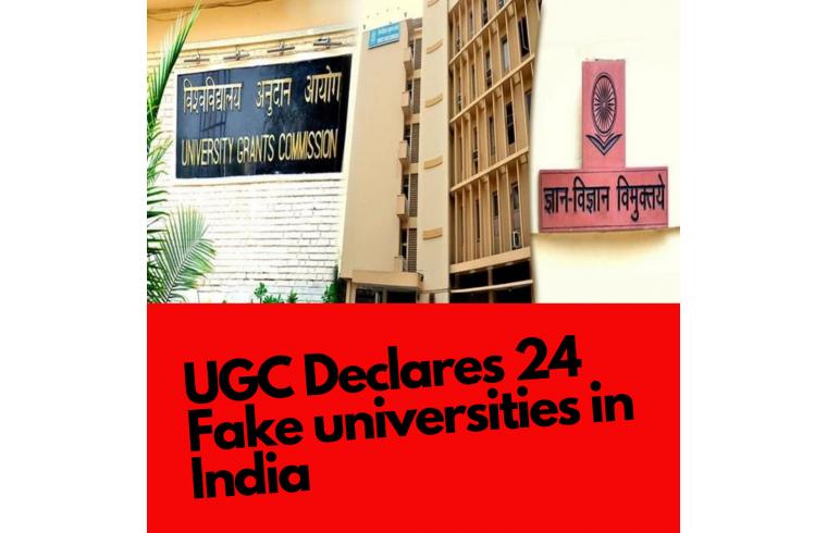 Bhartiya Shiksha Parishad Latest News  24 Universities are Fake, Most From UP: Education Minister