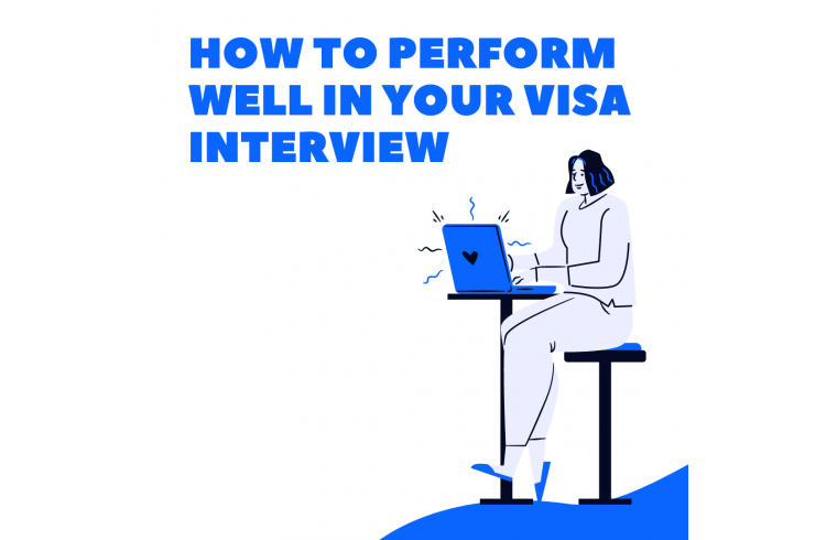 How to perform well in your visa interview for your study abroad programme