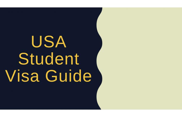 USA Student Visa Guide