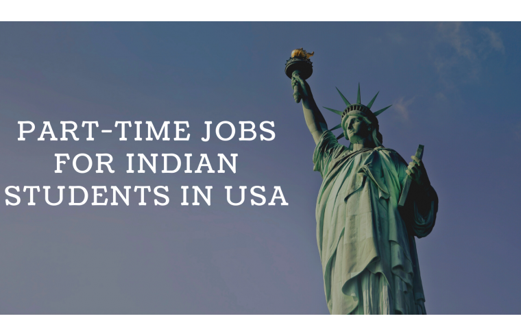 Some part-time job opportunity for Indian students in the USA