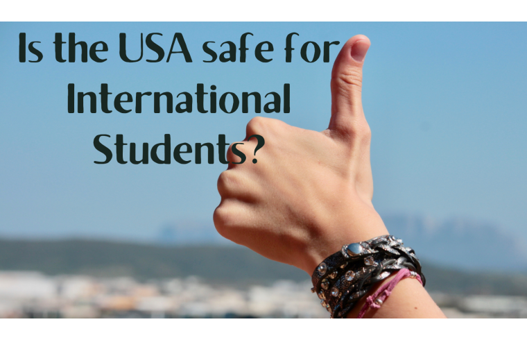 Is the USA safe for International Students?