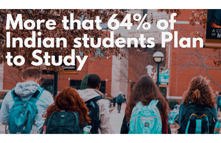 More that 64% of Indian students Plan to Study in UK, Canada Despite Pandemic as per one survey